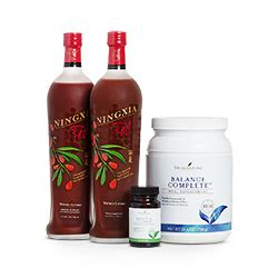 Ningxia Detox by 5 Day Nutritive Cleanse Ningxia Balance Complete