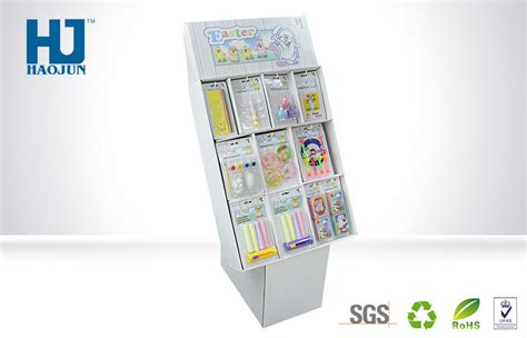 Grocery Store Display Racks by White Dump Bin Display With Hooks Grocery Store