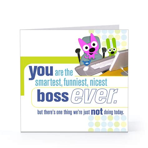 Happy Engagement Card National Boss Day Quotes Like Success
