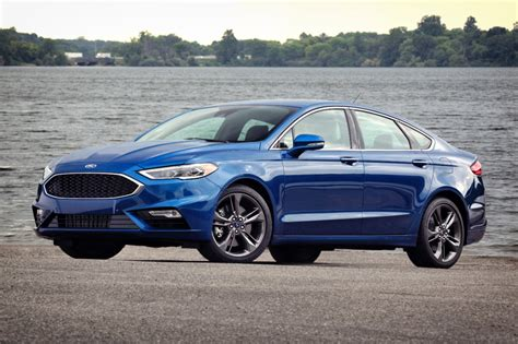 ford fusion styling review  car connection