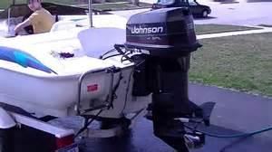 1996 larson flyer 166 johnson outboard 112hp v4 spl