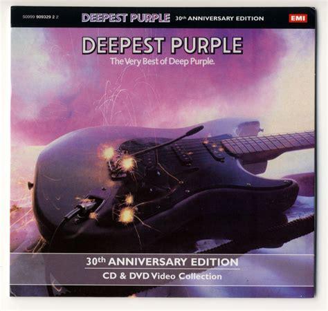 the best of purple purple deepest purple the best of