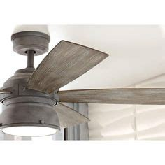 home decorators collection weathered gray ceiling fan 1000 ideas about rustic ceiling fans on