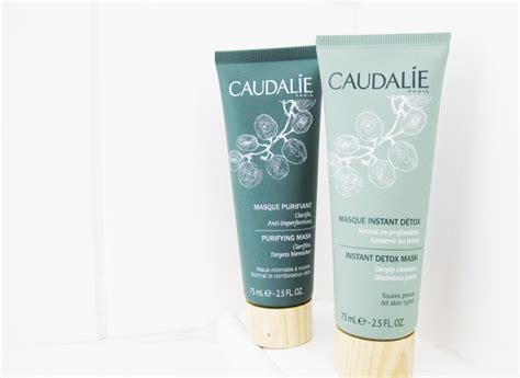 Caudalie Masque Instant Detox Avis by The Mid Week Per Treat Caudalie Instant Detox