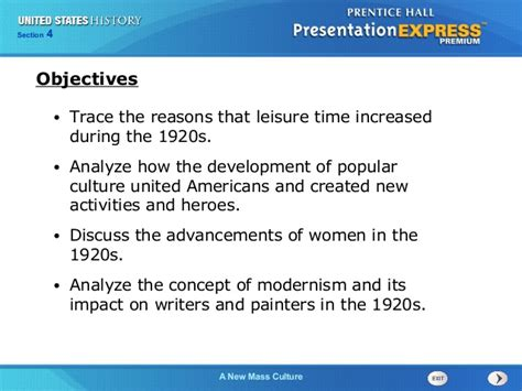 us history chapter 11 section 1 united states history ch 11 section 4 notes