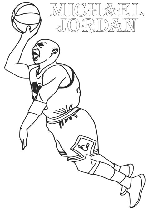 nba bulls coloring pages free printable nba coloring pages national basketball