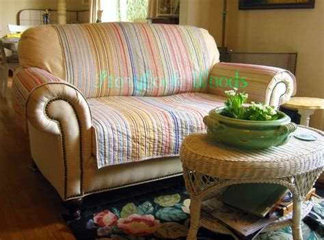 Make Own Sofa by Make Your Own Loveseat Protector Storybook Woods