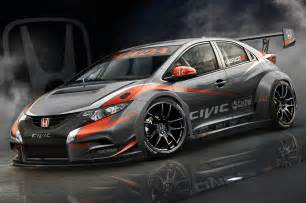 new 2014 car racing 2014 honda civic hatchback wtcc race car photo 9