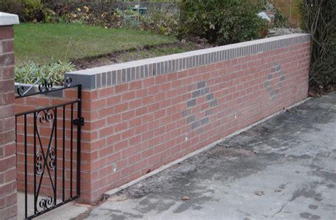 Garden Walls In Ashton Penwortham And Preston Area Garden Wall Uk