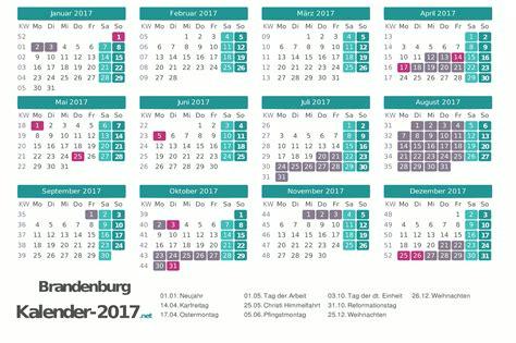 Kalender 2018 Mit Feiertagen Brandenburg Ferien Brandenburg 2017 Ferienkalender 220 Bersicht
