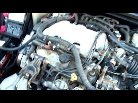 auto air conditioning repair 2000 chevrolet impala engine control chevy impala engine noise youtube