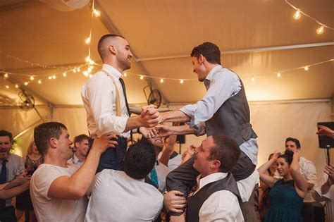 David & Garrett's Heartfelt, Personalized Maryland Wedding