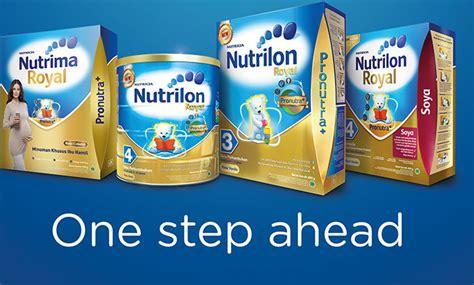 Nutrilon Royal 2 800gr Danone Nutricia Appoints Havas Jakarta For Two Brands