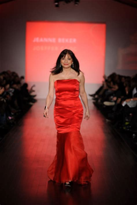 Jeanne Beker At Fashion Week 2008 by Who S Got Flare 2008 Archive Flare
