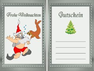 Kostenlose Vorlage Gutschein Weihnachten Gutschein Vorlagen Weihnachten Kostenlos Downloaden