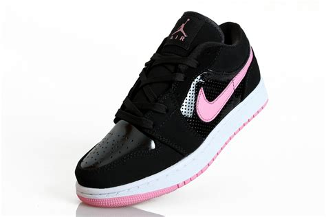nike 1 low basketball shoes for black white