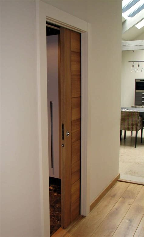 Interior Pocket Door Best 25 Pocket Doors Ideas On Pinterest Glass Pocket Doors Diy Installing Interior Doors And