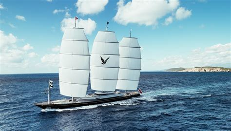 Outdoor Setting by Maltese Falcon Superyacht Luxury Sail Yacht For Charter