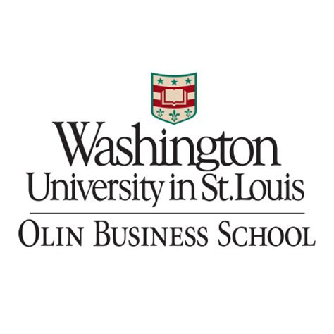 Wustl Mba Application by Olin Business School Cgiu 2013 Washington