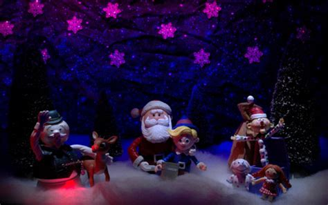 christmas wallpaper rudolph rudolph and friends 3d and cg abstract background