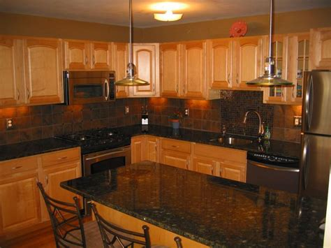 oak cabinets with dark brown countertop google search oak cabinets with dark brown countertop google search