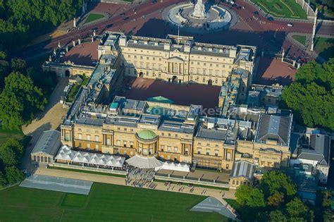 Kensington Palace London by Aerial View Buckingham Palace Aerial View Jason Hawkes