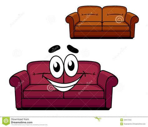 happy upholstered stock vector image 42974184
