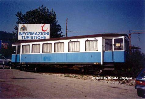 Carrozze Ferroviarie Dismesse - torna il treno a san marino trainsimhobby