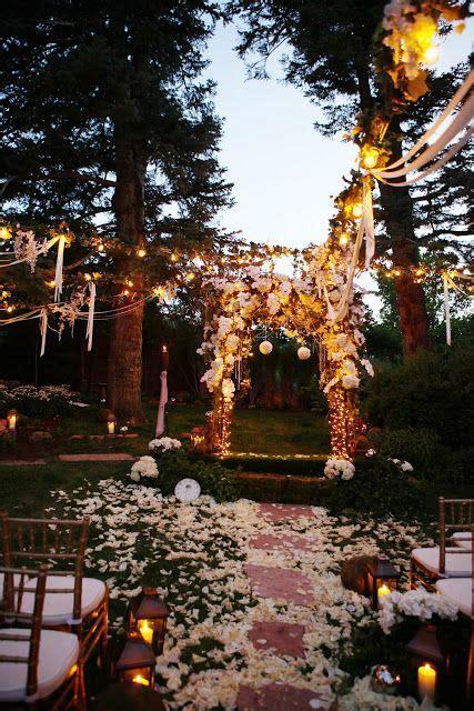 Twilight wedding in Boulder :: Jaime   Ben are married