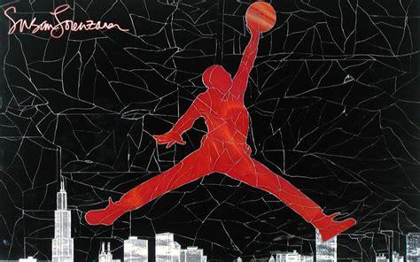 cool jordan wallpaper air jordan logo wallpapers wallpaper cave