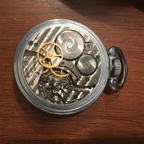 hamilton pocket serial number lookup