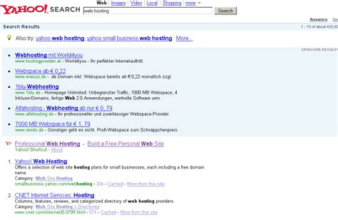 Yahoo Search More Related Searches