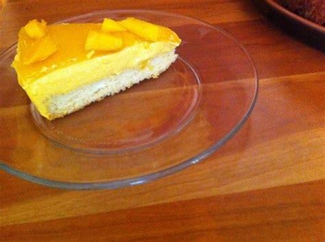 mango mousse cake delight recipe on food52