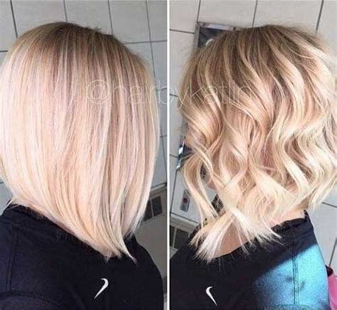 want to see pictures of womens hairstyles that have a apple shape body over 60 with a perm amazing blonde bob hairstyles you need to see bob
