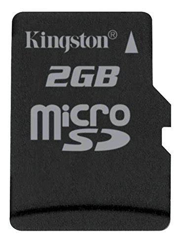 2gb Kingston Sd Memory Card by Kingston 2 Gb Microsd Flash Memory Card Sdc 2gb Import