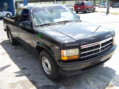 1994 dodge dakota specs 1994 dodge dakota sport extended cab data info and specs