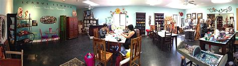 Upholstery Classes San Diego by Icarus Creative Arts Studio And Classes San Diego
