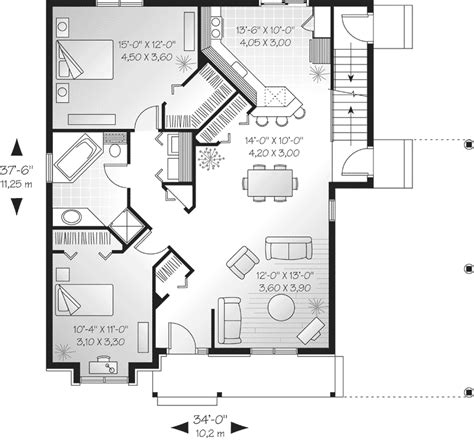 triplex house plans camargo triplex home plan 032d 0375 house plans and more
