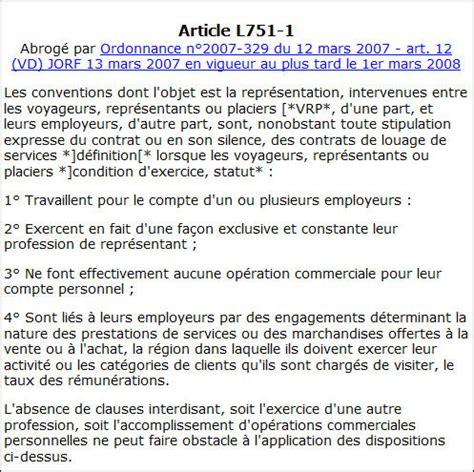 Modification Contrat De Travail Vrp by D 233 Finition Vrp 187 D 233 Finitions Marketing