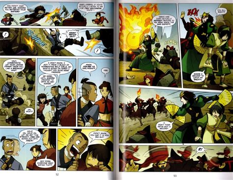 avatar the promise avatar the promise part 3 page 48 49 by rocky road123 on