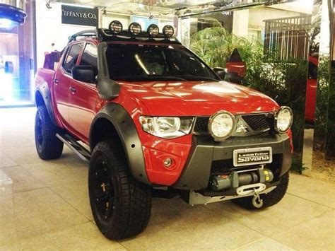 mitsubishi triton offroad 369 best images about biler 4x4 mitsubishi on pinterest