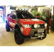 107 Best Images About Mitsubishi Pajero Sport  L200 On
