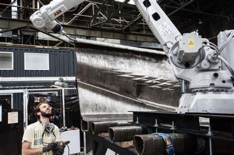 Robot Story 889 mx3d completes the world s 3d printed steel bridge inhabitat green design innovation