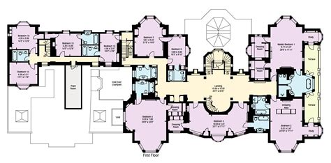 Mega House Plans by Mega Mansion Floor Plans Search Home