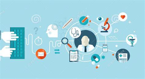 design house partnerships at concept design services flat design concepts online medical services support set