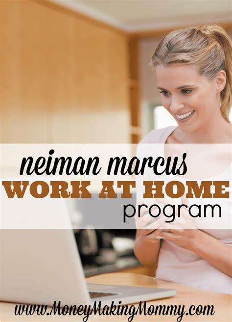 neiman work from home program