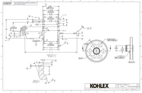 expert design drawings engineering services gd t drawings kohlex