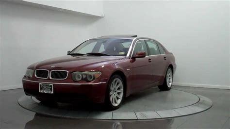 2005 bmw 745il 2005 bmw 745li luxury
