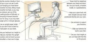 Best Desk Chair For Neck And Shoulder What Are The Best Ergonomics To Help Reduce My Neck