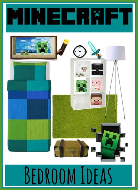 minecraft bedroom accessories best 25 minecraft bedroom ideas on pinterest boys